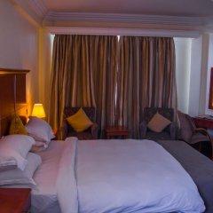 The Westwood Hotel Ikoyi Lagos 4* Стандартный номер с различными типами кроватей фото 11