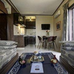 Отель Amani Hôtel Appart в номере