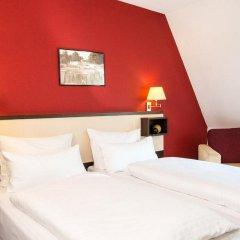 Отель NH Wien City Австрия, Вена - 7 отзывов об отеле, цены и фото номеров - забронировать отель NH Wien City онлайн комната для гостей фото 5