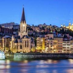 Отель MHL - Maison Hotel Lyon Франция, Лион - отзывы, цены и фото номеров - забронировать отель MHL - Maison Hotel Lyon онлайн городской автобус