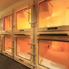 Отель Capsule and Sauna New Century Япония, Токио - отзывы, цены и фото номеров - забронировать отель Capsule and Sauna New Century онлайн фото 4