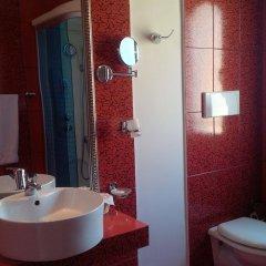 Отель Theranda Албания, Тирана - отзывы, цены и фото номеров - забронировать отель Theranda онлайн ванная фото 2