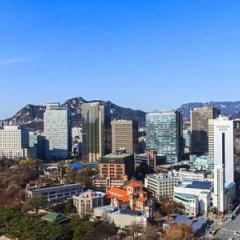 Отель THE PLAZA Seoul, Autograph Collection Южная Корея, Сеул - 1 отзыв об отеле, цены и фото номеров - забронировать отель THE PLAZA Seoul, Autograph Collection онлайн фото 2