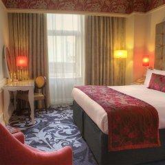 Hotel Indigo Glasgow комната для гостей фото 2