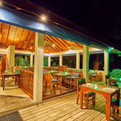 Отель Centara Grand Island Resort & Spa Maldives All Inclusive питание