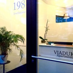 Отель Viadukt Apartments Швейцария, Цюрих - отзывы, цены и фото номеров - забронировать отель Viadukt Apartments онлайн фото 7