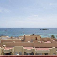 Hotel Central Playa пляж