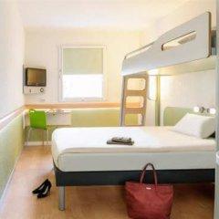Отель Ibis Budget Munich City Olympiapark Мюнхен комната для гостей