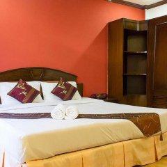 Отель Baan Natacha Beachfront Guesthouse комната для гостей фото 4