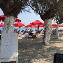 Отель ALKYONIDES Петалудес пляж