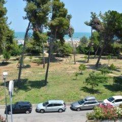 Отель La Ninfea Италия, Монтезильвано - отзывы, цены и фото номеров - забронировать отель La Ninfea онлайн парковка