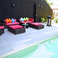 Отель Eva Villa Rawai 3 bedrooms Private Pool бассейн фото 2