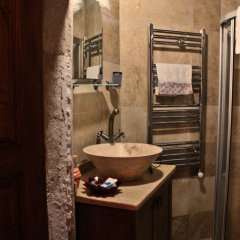 Amor Cave House Турция, Ургуп - отзывы, цены и фото номеров - забронировать отель Amor Cave House онлайн ванная фото 2
