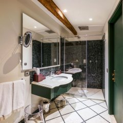 Отель San Sebastiano Garden Венеция ванная
