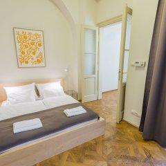 Апартаменты Bohemia Apartments Prague Centre комната для гостей фото 23