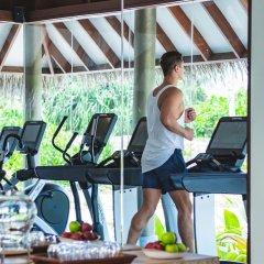 Отель Heritance Aarah (Premium All Inclusive) Мальдивы, Медупару - отзывы, цены и фото номеров - забронировать отель Heritance Aarah (Premium All Inclusive) онлайн фитнесс-зал