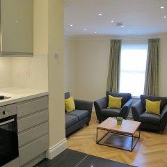 Отель Glenlyn Apartments Великобритания, Лондон - отзывы, цены и фото номеров - забронировать отель Glenlyn Apartments онлайн комната для гостей фото 15