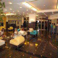 Отель Kleopatra Royal Palm Аланья интерьер отеля