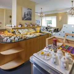Отель Coronado Цюрих питание фото 3