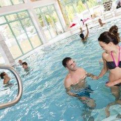 Отель Residence Sägemühle Прато-алло-Стелвио бассейн