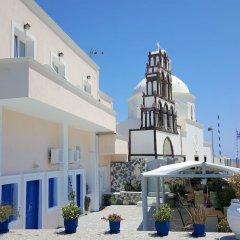 Отель Villa Pavlina Греция, Остров Санторини - отзывы, цены и фото номеров - забронировать отель Villa Pavlina онлайн балкон