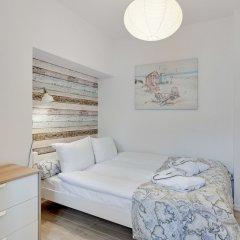 Апартаменты Lion Apartments - La Playa Сопот комната для гостей