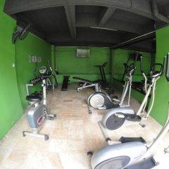 Отель Baan Khao Hua Jook фитнесс-зал фото 2