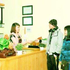 Отель Dalat Flower Далат гостиничный бар