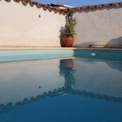 Отель Casa Rural Santa Maria Del Guadiana Сьюдад-Реаль бассейн фото 2