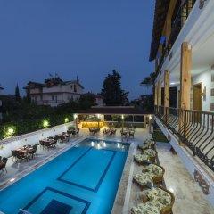 Amore Hotel Турция, Кемер - 1 отзыв об отеле, цены и фото номеров - забронировать отель Amore Hotel онлайн бассейн фото 2