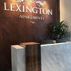 Апартаменты Lexington Serviced Apartments интерьер отеля фото 3