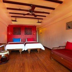 Отель Krabi Cha-da Resort комната для гостей фото 2
