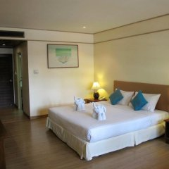 Отель Coconut Village Resort 4* Улучшенный номер с различными типами кроватей фото 6