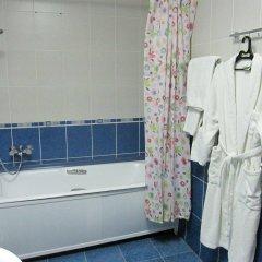 Гостиница Бизнес Отель в Самаре 4 отзыва об отеле, цены и фото номеров - забронировать гостиницу Бизнес Отель онлайн Самара ванная