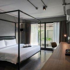 Отель The Ex Capital Бангкок комната для гостей фото 4