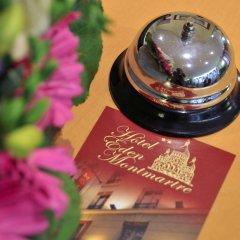 Отель Hôtel Eden Montmartre с домашними животными