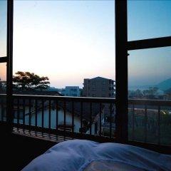 Отель Yumoto Miyoshi Япония, Беппу - отзывы, цены и фото номеров - забронировать отель Yumoto Miyoshi онлайн балкон