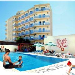 Europa Hotel Rooms & Studios Родос бассейн фото 2