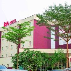 Отель Ibis Lagos Airport парковка фото 2