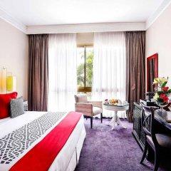 Отель Hôtel la Tour Hassan Palace Марокко, Рабат - отзывы, цены и фото номеров - забронировать отель Hôtel la Tour Hassan Palace онлайн комната для гостей фото 3