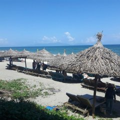 Отель An Bang Garden Homestay пляж фото 2