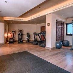 Отель Al Bait Sharjah фитнесс-зал
