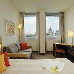 Отель Novotel Budapest Danube комната для гостей фото 5