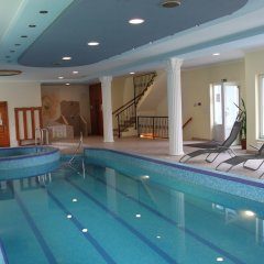 Отель Blue Villa Appartement House бассейн фото 3