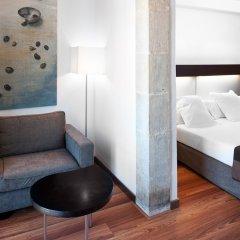 Отель Catalonia Port Испания, Барселона - отзывы, цены и фото номеров - забронировать отель Catalonia Port онлайн комната для гостей фото 2