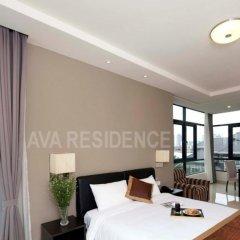 Отель Ava Residences Ho Chi Minh City комната для гостей