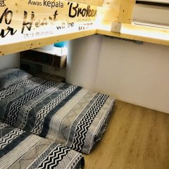 Отель Blu Cabin Ari Stylish Gay Poshtel комната для гостей