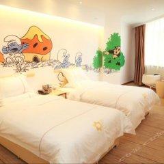 Отель Jinshang Time Hotel (Xi'an Jixiang Road branch) Китай, Сиань - отзывы, цены и фото номеров - забронировать отель Jinshang Time Hotel (Xi'an Jixiang Road branch) онлайн детские мероприятия
