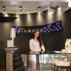 Отель Athens Diamond Homtel гостиничный бар