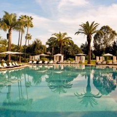 Отель Sofitel Rabat Jardin des Roses Марокко, Рабат - отзывы, цены и фото номеров - забронировать отель Sofitel Rabat Jardin des Roses онлайн бассейн